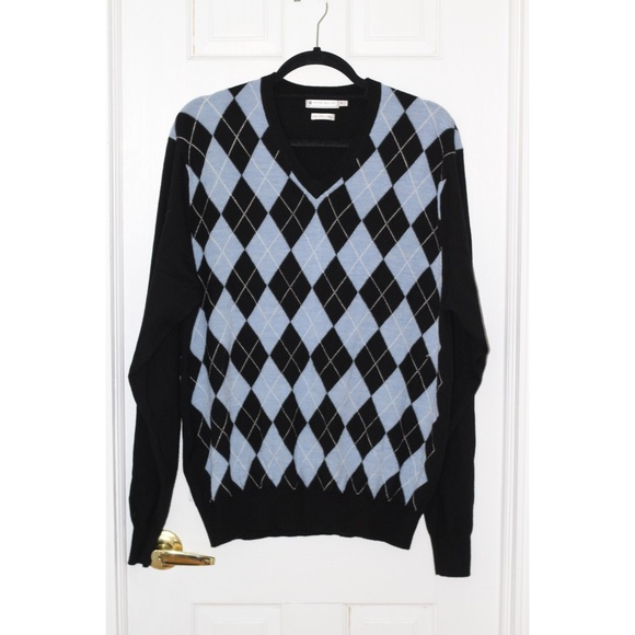 Peter Millar Sweaters Mens Argyle Sweater Golf Masters Nwot Poshmark